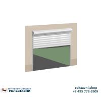 Антивандальные Рольставни на окна недорогие 3000 x 2000