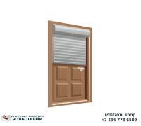 Рольставни на двери 1200 х 2100