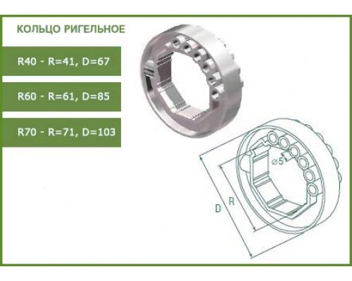 Кольцо для ригеля рольставни