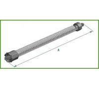 Пружинно-инерционный механизм для рольставни для Вала 40 мм