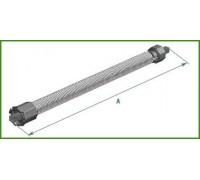 Пружинно-инерционный механизм для рольставни Вала 60 мм