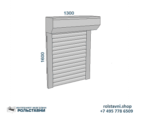 Рольставни  на окна для дачи на веранду вместо окна